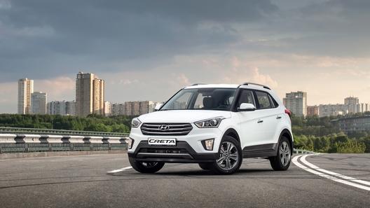 Названы самые популярные в России SUV за сентябрь