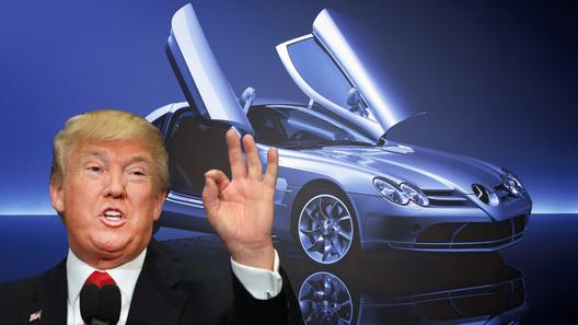 Самые крутые машины Дональда Трампа