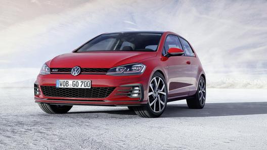 Volkswagen снимет с производства культовый Golf GTI
