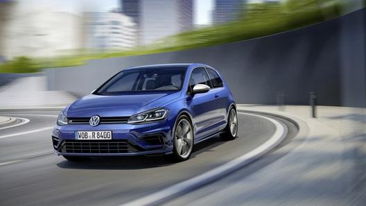 Новый Volkswagen Golf R будет не очень мощным, но очень крутым