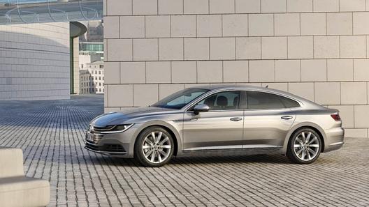 В Россию привезут Volkswagen Arteon: названы сроки