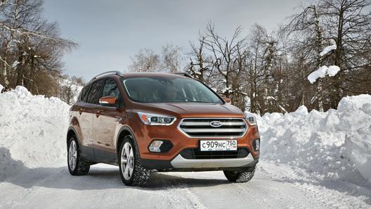 Российские Ford теперь можно заводить из дома
