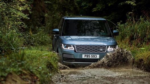 Обновленный флагман Range Rover представлен официально