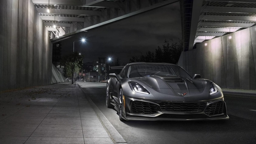Самая мощная версия Chevrolet Corvette обещает сумасшедшую динамику