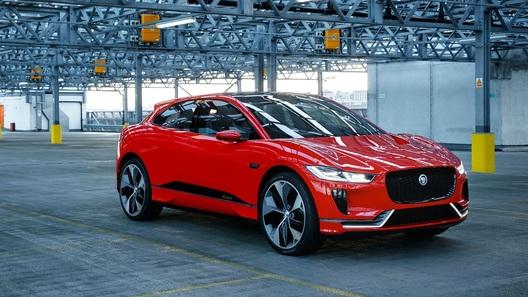 Автомобилем года в Европе стал Jaguar