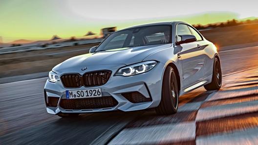 Названы российские цены на заряженное купе BMW M2 Competition