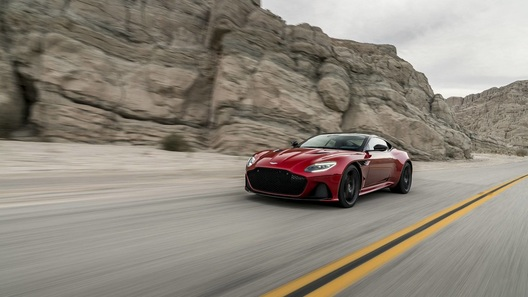 Рассекречен новый суперфлагман Aston Martin