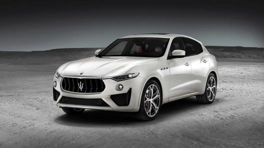 Кроссовер Maserati Levante получил 550-сильный мотор