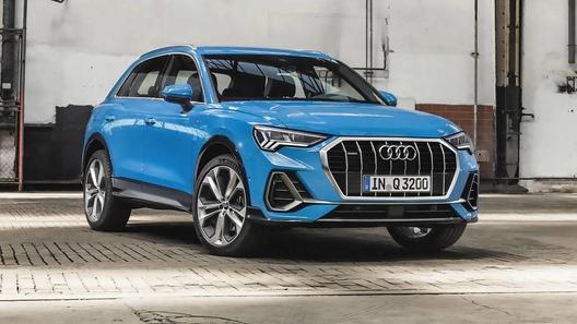 Добрался! Audi назвала цены нового Q3 для России и начала прием заказов