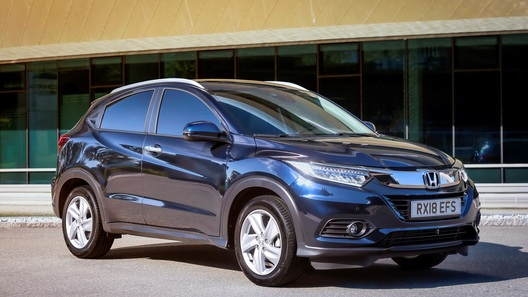 Honda показала обновленный HR-V для Европы