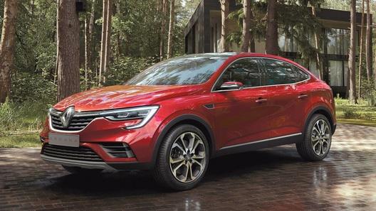Новый Renault Arkana для России: горячие технические подробности!