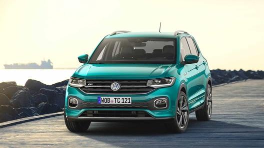 Volkswagen привезет в Россию сразу два новых кроссовера