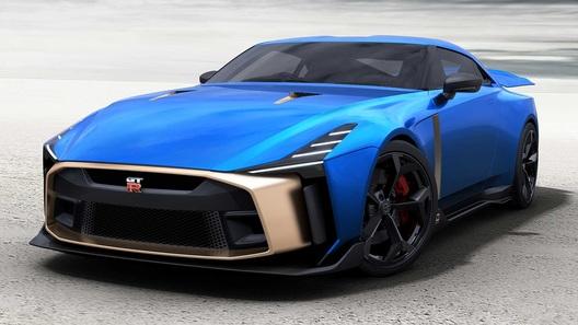 Nissan открыл продажи суперкара за 76 млн рублей