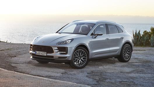 Представлена новая версия Porsche Macan: известны цены в России