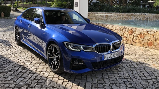 Первый обзор и тест-драйв новейшего BMW 3 Серии G20 (видео)