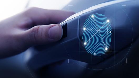 Только палец приложи: Hyundai Santa Fe научат сканировать отпечатки