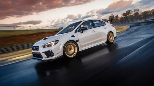 Subaru сделала самую мощную STI в истории