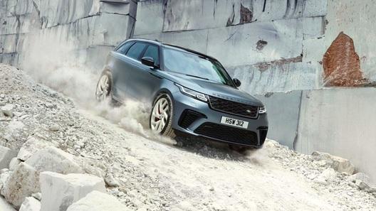 Range Rover Velar получил новую топовую версию (уже можно заказать в России)