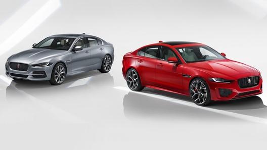 Jaguar представил обновленного конкурента BMW 3 Серии