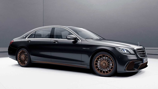 Mercedes-AMG S65 Final Edition –