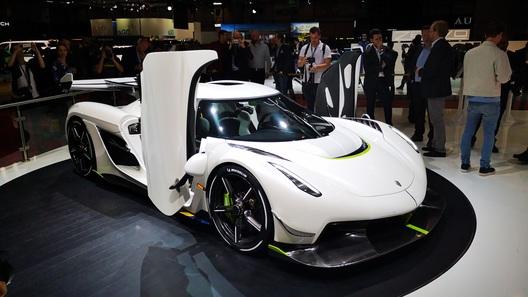 Убийца Bugatti? Новый турбомонстр от Koenigsegg может набрать почти 0,5 Маха
