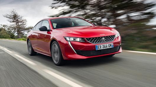 Peugeot будет продавать в России новую модель 508