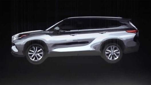 Toyota заинтриговала народ экстраординарным тизером нового
