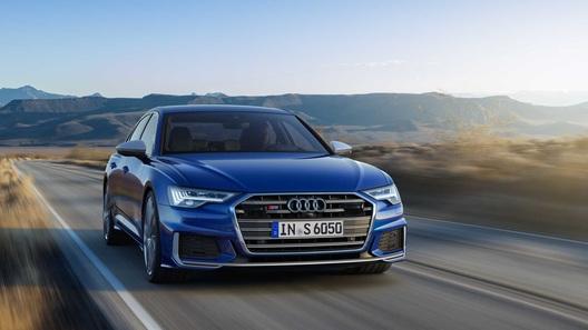 Новая Audi S6 получила мотор от Porsche