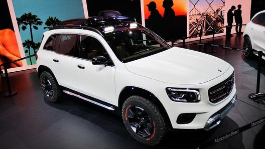 Mercedes-Benz представил новый