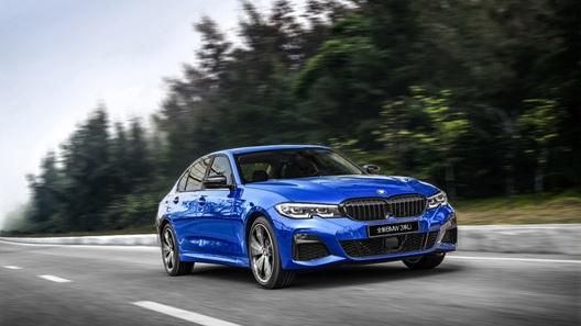 BMW растянула и обогатила седан 3 серии