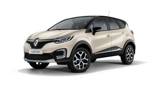 Renault обновила кроссовер Kaptur и назвала цены для России
