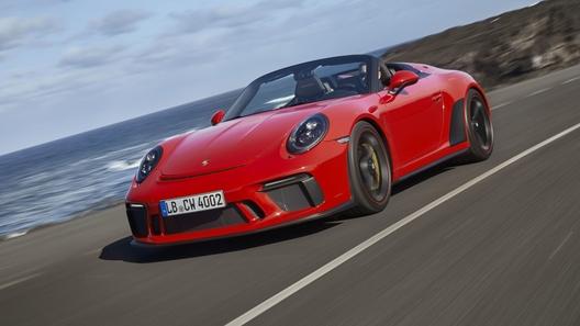 В Россию везут очень крутой Porsche за 21 млн рублей!