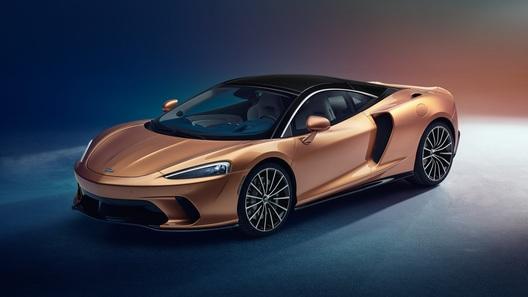 McLaren построил комфортный суперкар для дальних путешествий
