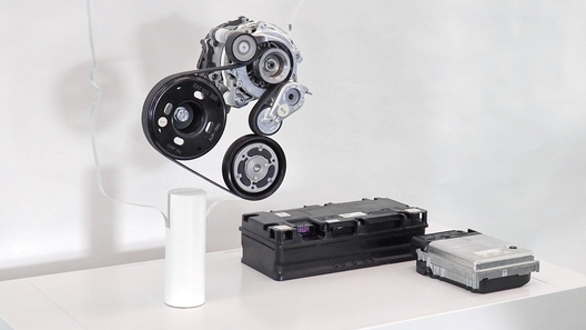Volkswagen рассекретил мягкую гибридную установку для Golf VIII