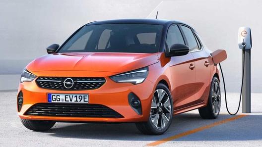 Opel Corsa нового поколения: первым делом - электроверсия
