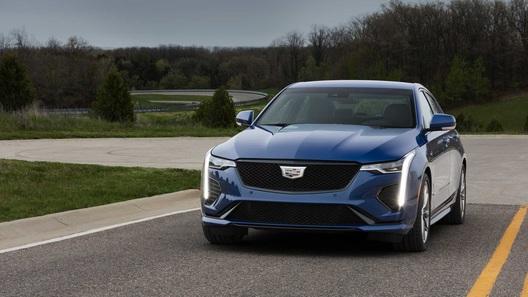 Cadillac представил новый седан – и сразу в