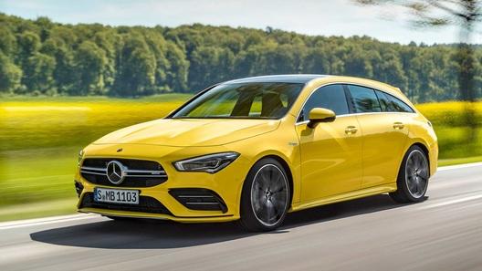 Mercedes-AMG раскрыл новый