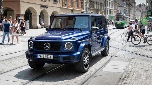 Mercedes-Benz выпустил очень крутые юбилейные