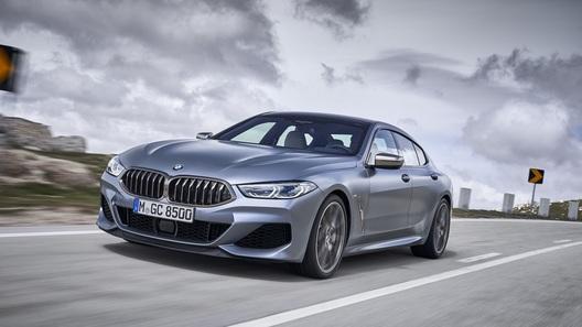 Новейший BMW 8 серии официально представлен в 4-дверном исполнении