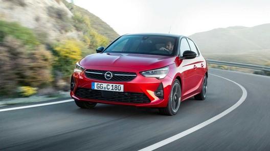 Рассекречен новый Opel Corsa - теперь уже с ДВС