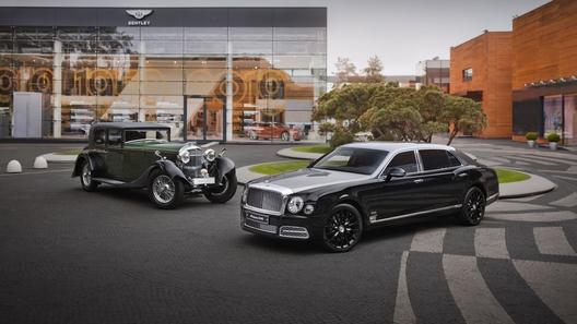 Bentley Mulsanne с секретной коробочкой для тех, кому 10% подорожания нипочем