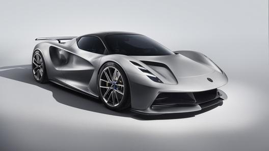 Evija: представлен первый гиперкар Lotus  с рекордной мощностью в 2000 л.с.