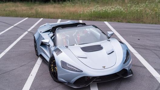 Альтернатива гиперкарам Bugatti - родом из Словении. Почему бы и нет?