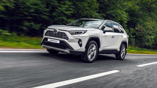 Новая Toyota RAV4 для России – какой она будет? Мы уже узнали