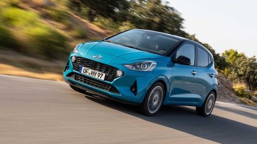 Мал, но очень удал: Hyundai рассекретила новое поколение компакта i10