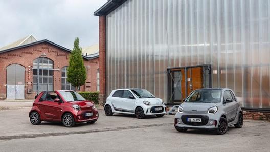Smart представил сразу три обновленные модели