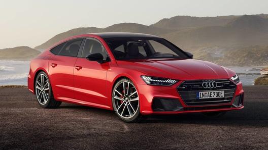 Audi раскрыла спецификации гибридной A7 Sportback