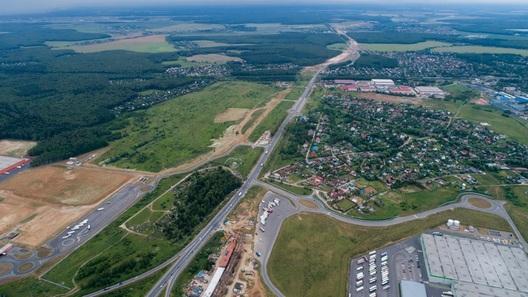 Правительство утвердило список платных участков новой трассы А-113 (ЦКАД)