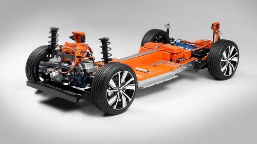Volvo назначила кроссовер XC40 своим первым электромобилем