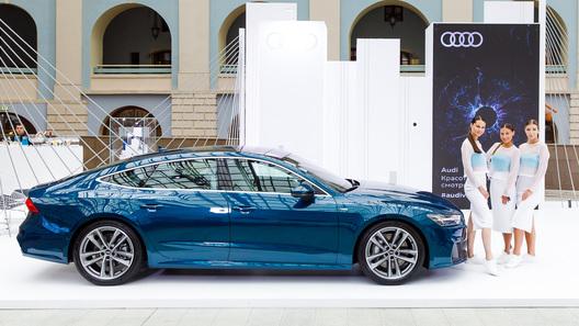 Audi улучшила модель A7 Sportback в духе Матисса  вопреки Вольтеру и Шекспиру
